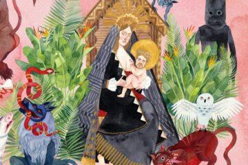 Father John Misty - I Love You, Honeybear Cover
