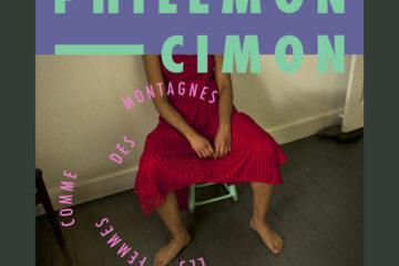 Philémon Cimon - Les femmes comme des montagnes Cover