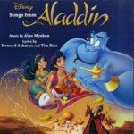 Aladdin soundtrack cover