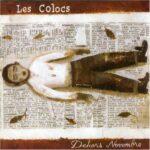 Les Colocs - Dehors Novembre Cover
