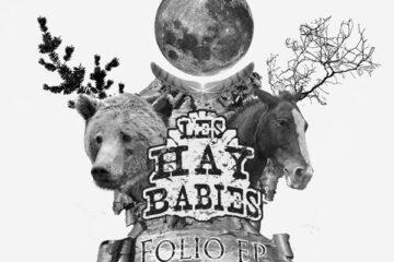 Les Hay Babies - Folio EP Cover
