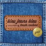 Bleu Jeans Bleu - Haute Couture (Gold) Cover